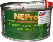Шпатлевка облегченная со стекловолокном FIBER LIGHT NCPro, 1,2кг