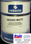 Черная матовая краска Roberlo Negromate