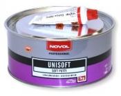 Шпатлёвка универсальная мягкая Novol UNISOFT, 4,5 кг