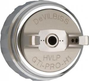Купить PRO-100-H1-K Распылительная голова H1 HVLP и стопорное кольцо - Vait.ua