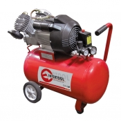 Компрессор Intertool PT-0007, 50л, 4HP