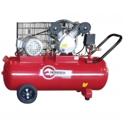 Компрессор Intertool PT-0013, 100л, 4HP
