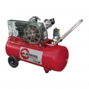 Компрессор Intertool PT-0014, 100л, 4HP