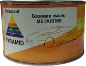 "Mazda 28W, Автоэмаль базовая металлик Pyramid ""RADIANT EBONY"", 0,35л"