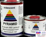 2К акриловый лак Pyramid MS LACQUER (1л) + отвердитель (0,5л)