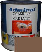 """RAL 8024 Акриловая 2К автоэмаль ADMIRAL """"Бежево-коричневый"""" в комплекте с отвердителем"""