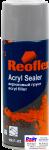 RX F-02 Acryl Sealer Spray, Reoflex, Однокомпонентный акриловый грунт аэрозоль (400 мл), серый