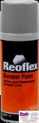 RX P-11 Bumper Paint Spray, Reoflex, Однокомпонентная эмаль для бамперов аэрозоль (400 мл), серая