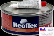 RX S-04 Putty Alumet, Reoflex, Шпатлёвка с алюминием (1,0кг), серая