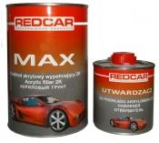 Грунт акриловый 5+1 HS Red Car MAX POD, черный + отвердитель (комплект 1,4кг)