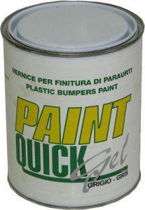 Купить Текстурная краска для бамперов Retel Car, серая - Vait.ua