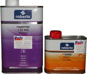 Купить Лак Roberlo Superior 150HS (1л) + отвердитель Р5000 (0,5л) - Vait.ua
