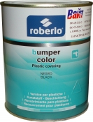 Бамперная краска Bumper color BC-10 Roberlo черная