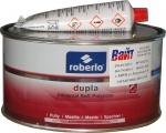 Универсальная мультифункциональная полиэфирная шпатлевка Roberlo Dupla, 2кг
