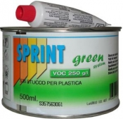S35 Шпатлевка для пластика Sprint, 0,7кг