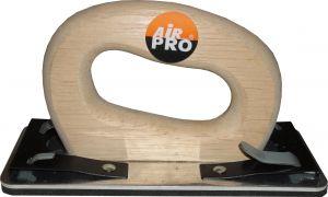 Купить Рубанок деревянный AirPro, крепление пружино-зажим, 70х170мм - Vait.ua