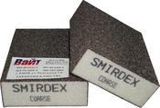 Абразивный блок 4-сторонний SMIRDEX (серия 920), 100 x 70 x 25 мм, Сoarce