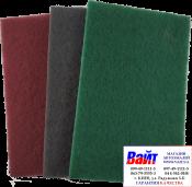 Скотч - брайт, лист 150х230мм Р240 зеленый, ВАЙТ