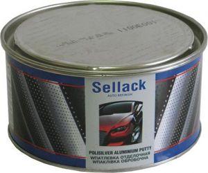 Купить Шпатлевка алюминиевая Sellack,1,85 кг - Vait.ua