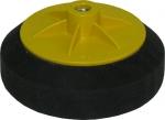 Круг полировальный SELLACK с резьбой М14 мягкий (черный), D150mm