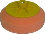 Круг полировальный SELLACK с резьбой М14 универсальный (розовый), D150mm