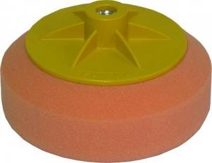 Купить Круг полировальный SELLACK с резьбой М14 универсальный (розовый), D150mm - Vait.ua