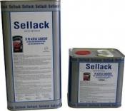 2К MS Акриловый лак Sellack (5л) + отвердитель (2,5л)
