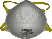 Противоаэрозольный респиратор с клапаном Sico-tools