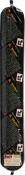 Герметик полиуретановый однокомпонентный Sikaflex 221, черный, 600мл