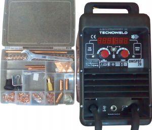 Купить Сварочный аппарат для выпрямления стали Unispot 28 Awelco/Technoweld (споттер) - Vait.ua