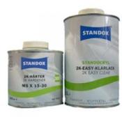 Лак акриловый Standox Standocryl 2K Easy Clear (1л), с отвердителем