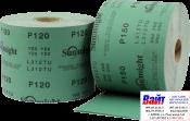Абразивная бумага в рулонах SUNMIGHT FILM (115мм x 50м), P180