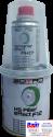 2К Акриловый грунт наполнитель SOTRO 2К HS Acrylfiller 5:1Effect F12 (800 мл) + отвердитель (160 мл), серый