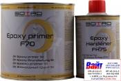 2К Эпоксидный грунт грунт 3:1 Sotro Epoxy primer F70 (750 мл) + отвердитель (250 мл)