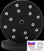 T070005, SOTRO, SOTRO Soft backing pad, Мягкая подкладка на липучке Ø150 14+1 отверстий, толщина 5мм