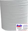 Полотенце техническое гофрированное двухслойное SOTRO EXPERT 210 м/п - белое (840 отрывов)