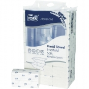 Tork 120288 Полотенца сложения Interfold Advanced мягкие