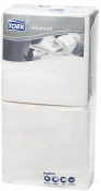 Tork 15152 Салфетки белые - 2 слоя