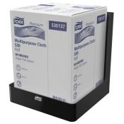 Tork 207210 Настенный диспенсер для рулонов в коробе с отборочным устройством. Черный