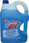 Зимняя жидкость для стеклоомывателя Turtle Wax Liquid Fire (-35С)
