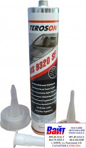 Купить Герметик шовный распыляемый Terostat 9320 (черный), 310 мл - Vait.ua