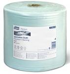 90494 Нетканый материал для чувствительной очистки Tork в рулонах, 190м, 500 листов