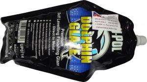 Купить BAGDOL/1 DOLPHIN™ Жидкая самовыравнивающаяся шпатлевка U-Pol, 0,44л - Vait.ua