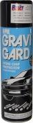 Антигравийное покрытие GRAVI-GARD GRAVITEX аэрозольное, 0,5л, черное