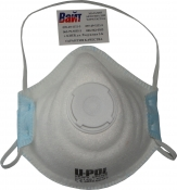 RESPV Маска защитная /респиратор U-Pol типа FFP2 (защита от пыли и распыляемого лакокрасочного покрытия)