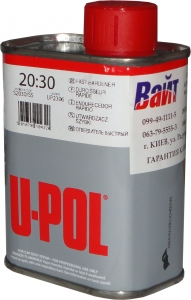 Купить S2030/SS Быстрый отвердитель для грунта S2021G/1 U-Pol, 200мл  - Vait.ua