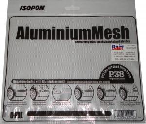 Купить PM/1 Алюминиевая сетка Aluminium Mesh U-Pol, 25см х 20см - Vait.ua