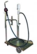 Комплект для маслораздачи Trommelberg UZM12990 с насосом и тележкой