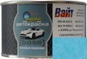 """601 Базовая подложка """"металлик"""" Unicolor """"Морская волна"""", 0,35л"""