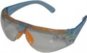 Защитные поликарбонатные очки Venitex SUPERBRAVA CLEAR с монолинзой, прозрачные